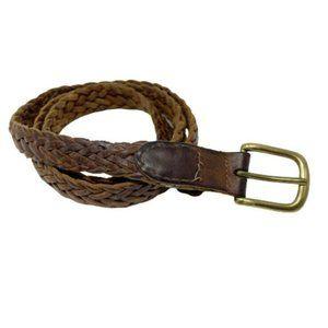 Western Skinny Belt Size Medium Large